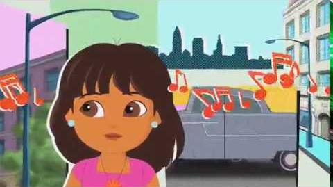 A Nickelodeon project that never was Dora's Explorer Girls