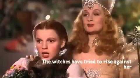Dorothy Must Die Book Trailer- Josie, Olivia, and Amanda