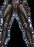 Pants serrated