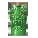 Liquid rage green