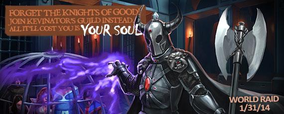 The guild kevinator web v3