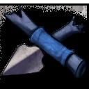 Spear blue