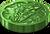 Glorious dawn coin green