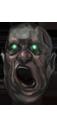 Helm mask zombie