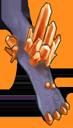 Gloves oroc illusion f