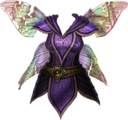 Chest fairy princes wings f
