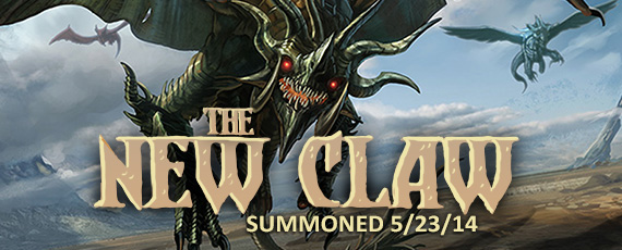 Scroller new claw 052314