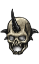Helm screamingskull