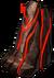 Boots magma golem shell
