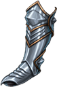 Boots man at arms