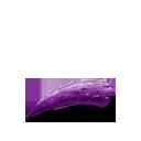 Dragon tooth purple