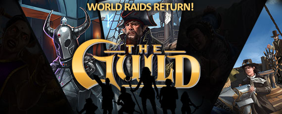 Scroller the guild raid reappearances week3