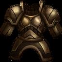 Chest bronze f