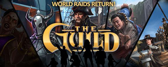 Scroller the guild raid reappearances week2