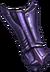 Gloves indigo