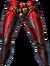 Pants crimson campaigner
