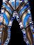 Pants infernal slayer