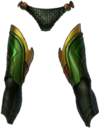 Pants green knight f