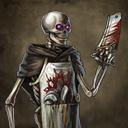 Skeleton sawbones