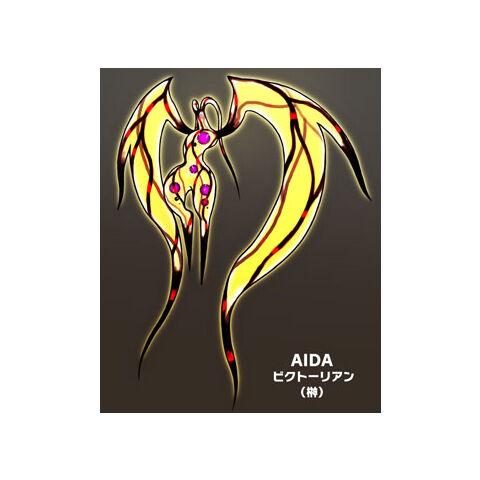 Concept artwork of AIDA<Victorian>