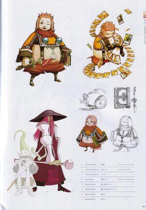 Design of Gaspard