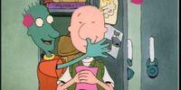 Doug's Secret Admirer
