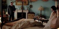 Lord and Lady Grantham's Bedroom