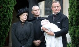 Downton Abbey series three episode seven preview pictures and predictions