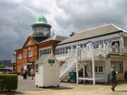 The Club House Brooklands - geograph.org.uk - 473347