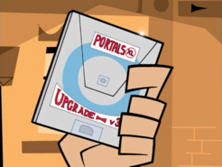 S01e04 Portals XL upgrade disc 1