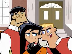 S01e14 Dash calls Danny a geek