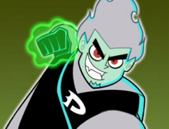 S02M02 Dark Danny energy punch