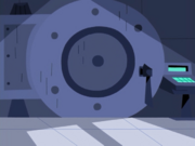 S01e19 weapons vault