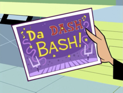 S01e04 Da Dash Bash invite