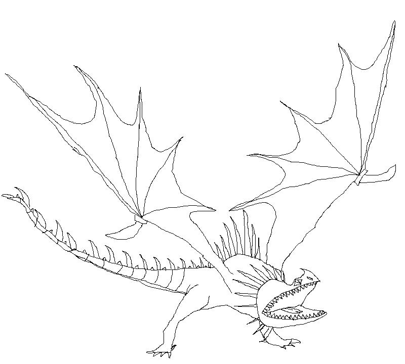 ausmalbilder dragons free download  ausmalbilder