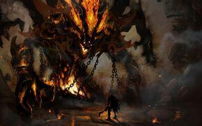 L's demon