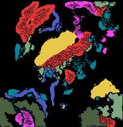 DC Map update