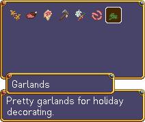 Valkemarian Tales garlands