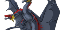Gilded Bloodscale Dragon