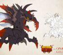 Carapaced Colossus Mandible
