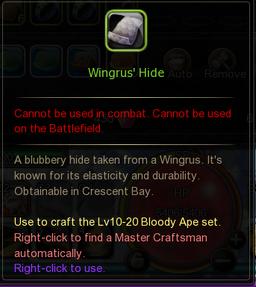 Wingrus Hide