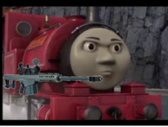 Skarloey (with his Barrett M82A1 Sniper Rifle)
