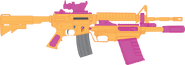 Scootaloo's M4 with M26 MASS