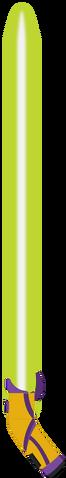 Hanah Streaker's Lightsaber