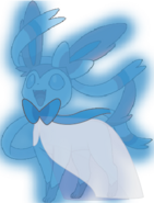 Sylveon (spirit form)