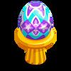 Pedestal Egg