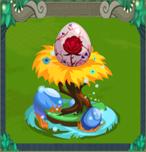 EggRedRose
