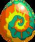 Tie Dye Egg