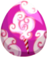 Cotton Candy Egg