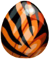 Tigerfly Egg
